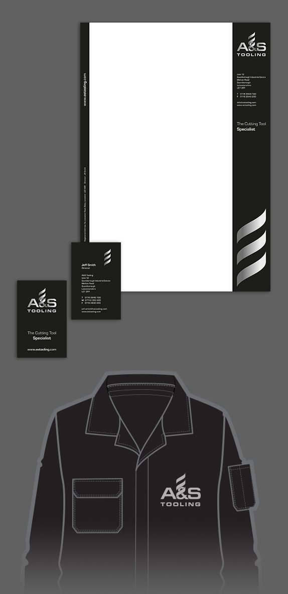 A&S Tooling - Print