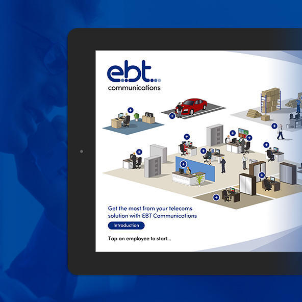 EBT Communications - App