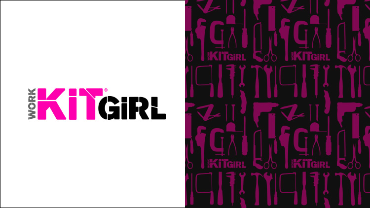 Work Kit Girl Logo
